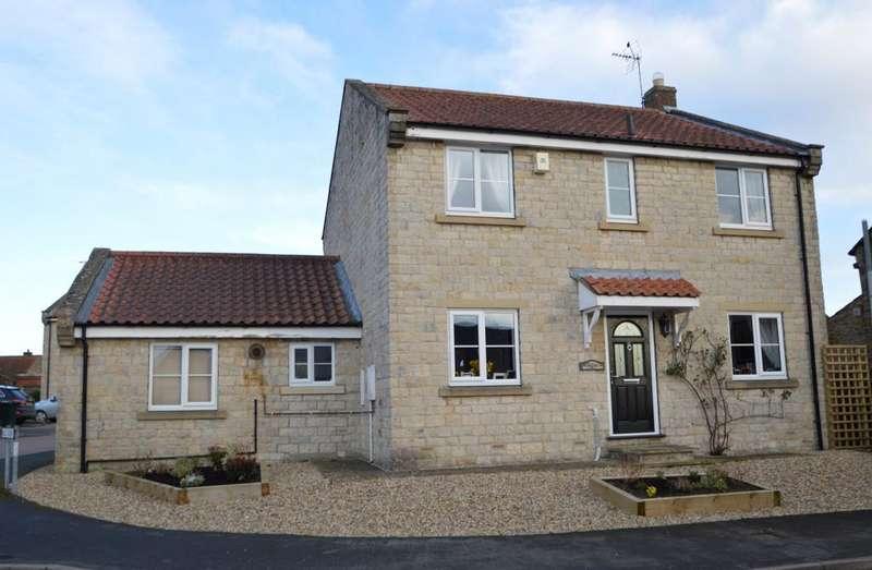 4 Bedrooms Detached House for sale in Bells Court, Helmsley YO62
