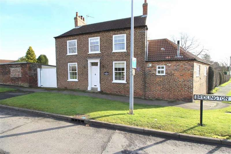 4 Bedrooms Detached House for sale in Bridlington Road, Nafferton, East Yorkshire