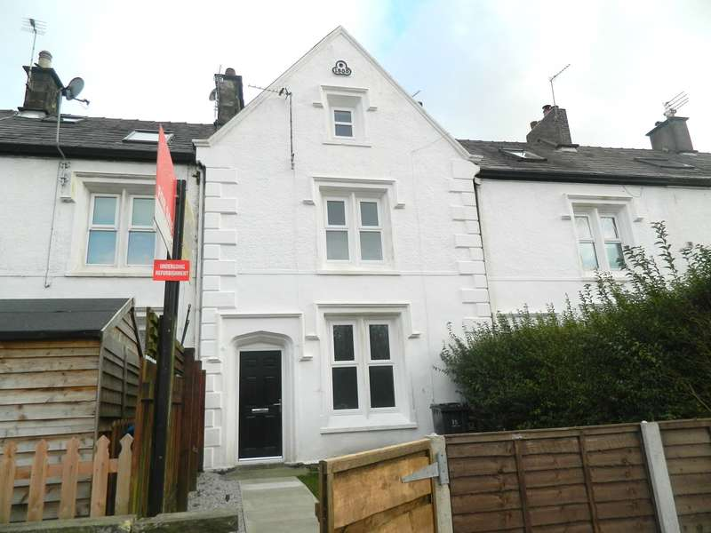 3 Bedrooms Terraced House for sale in Miller Street, Bury, BL9