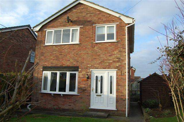 3 Bedrooms Detached House for rent in Eastwood Drive, Broughton, North Lincolnshire, DN20