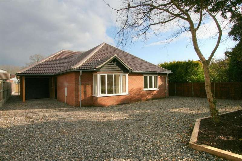 3 Bedrooms Detached Bungalow for sale in Eastleigh Gardens, NR9 4BW, Barford, NORWICH, Norfolk