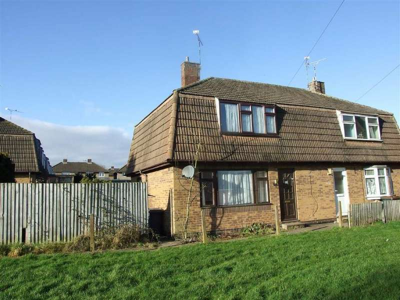 3 Bedrooms Semi Detached House for sale in Winster Close, Keresley Village