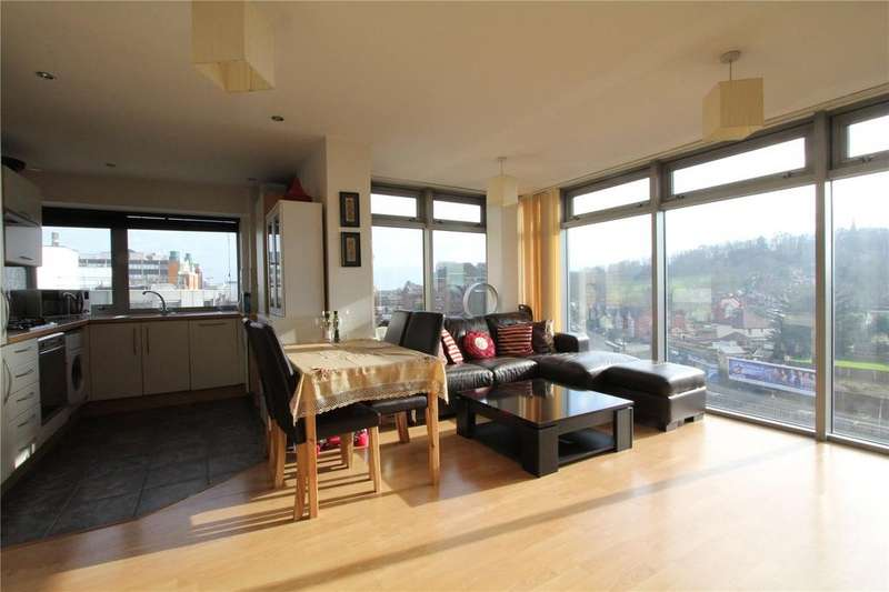 1 Bedroom Apartment Flat for sale in Roxborough Heights, Headstone Road, Harrow, HA1
