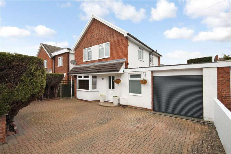 3 Bedrooms Link Detached House for sale in White Horse Square, Hereford, HR4