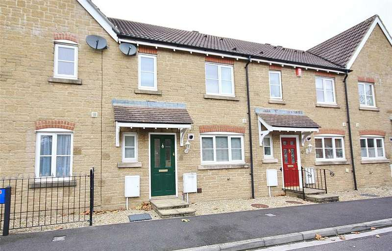 3 Bedrooms Terraced House for rent in Fairfield, Ilminster, Somerset, TA19
