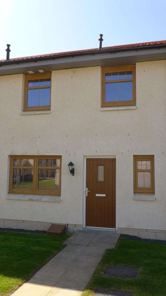2 Bedrooms Terraced House for rent in Dorward Drive, Crail, Fife, KY10 3WN