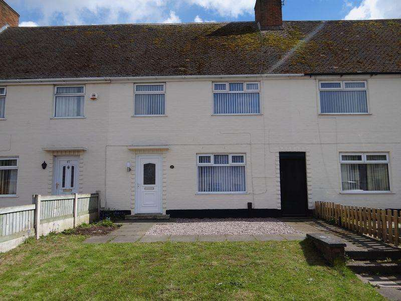 3 Bedrooms Terraced House for rent in Orrets Meadow Road, Woodchurch