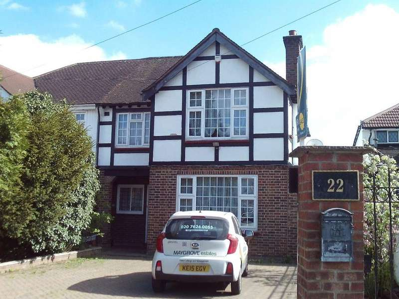 4 Bedrooms Semi Detached House for sale in Sudbury Court Drive