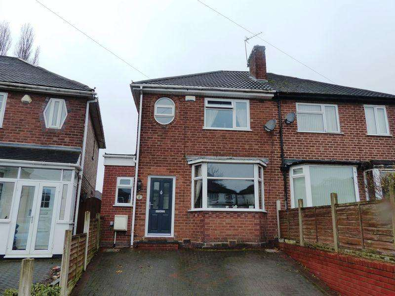 3 Bedrooms Semi Detached House for sale in Burford Road, Birmingham