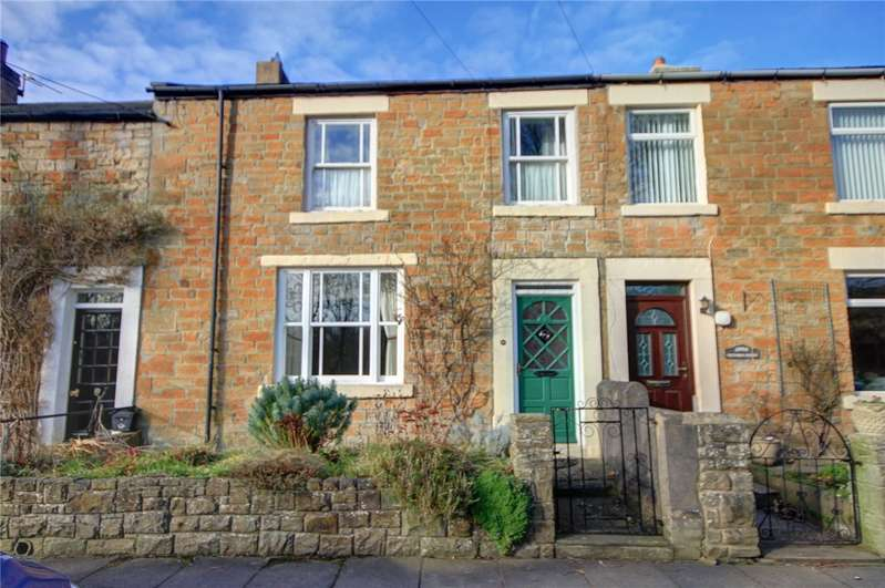 3 Bedrooms Terraced House for sale in Victoria Terrace, Lanchester, County Durham, DH7