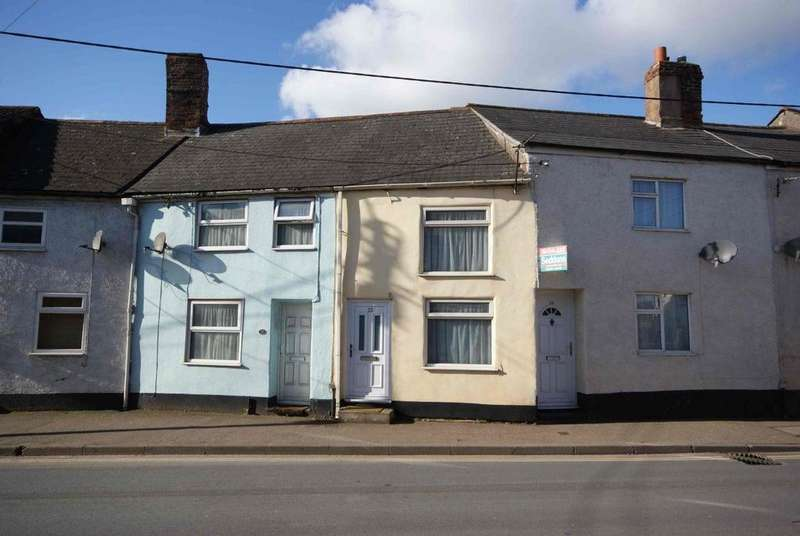 1 Bedroom Cottage House for rent in Cullompton - Higher Street