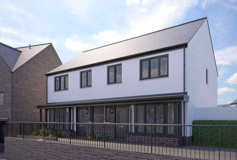 3 Bedrooms Semi Detached House for sale in The Allington, Fusion, Paignton