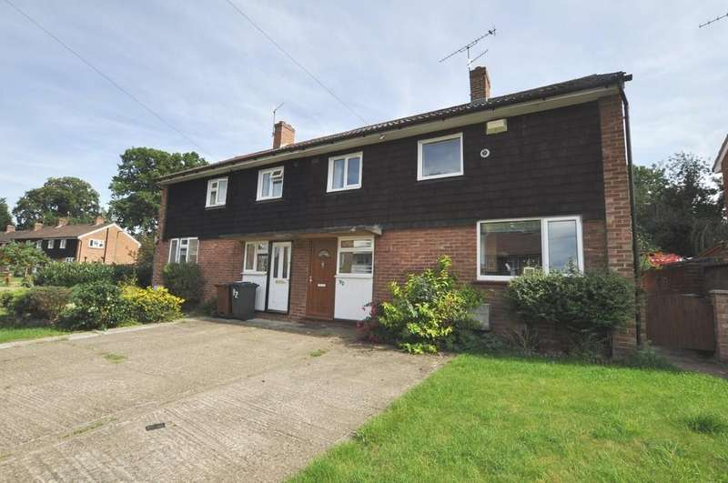 4 Bedrooms Semi Detached House for sale in Great Goodwin Drive, Guildford