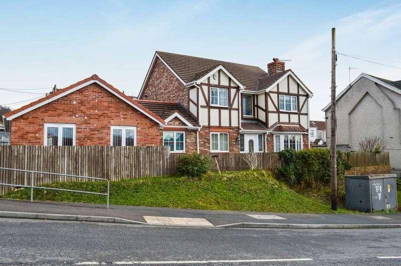 4 Bedrooms Detached House for sale in Woodfield Terrace, Woodfieldside