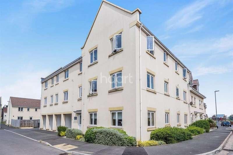 2 Bedrooms Flat for sale in Mill House Road, Norton Fitzwarren
