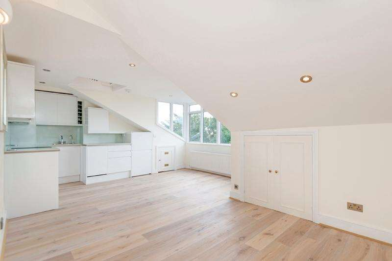 2 Bedrooms Flat for sale in South Hill Park, Hampstead NW3