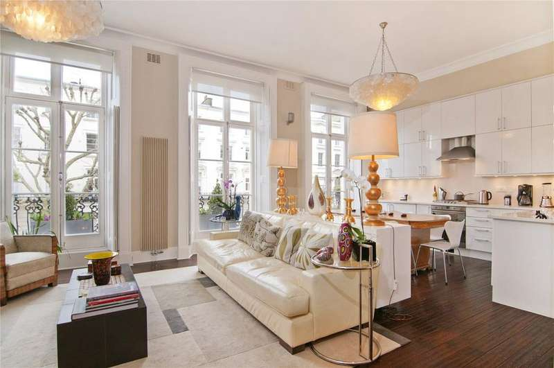2 Bedrooms Flat for sale in Randolph Avenue, Little Venice, London