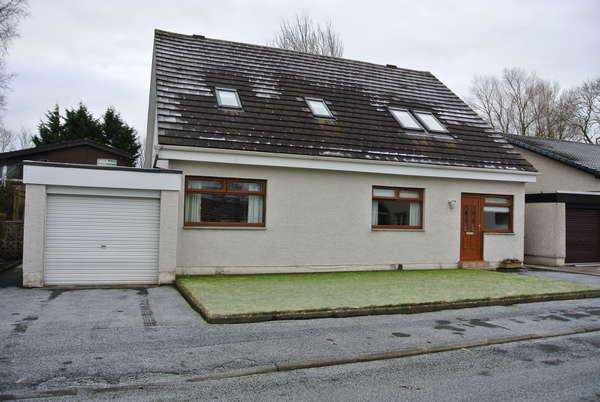 5 Bedrooms Detached House for sale in 1 Beech Avenue, Larkhall, ML9 2TE