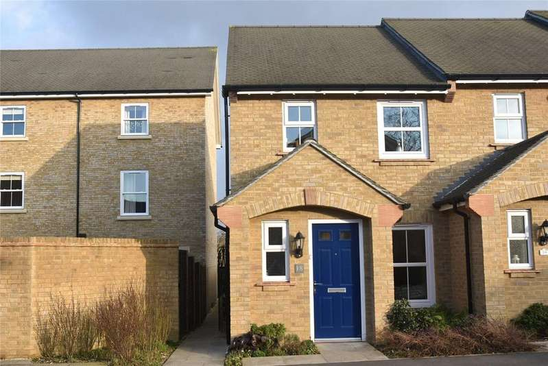 2 Bedrooms End Of Terrace House for sale in Brockham Grange, Sherfield-on-Loddon, Hook, Hampshire, RG27