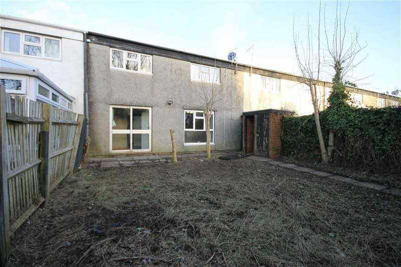 3 Bedrooms Terraced House for sale in Mallory Close, St Athan, Vale Of Glamorgan