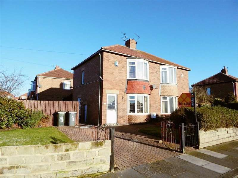 2 Bedrooms Semi Detached House for sale in Holderness Road, Howdon, Wallsend, NE28