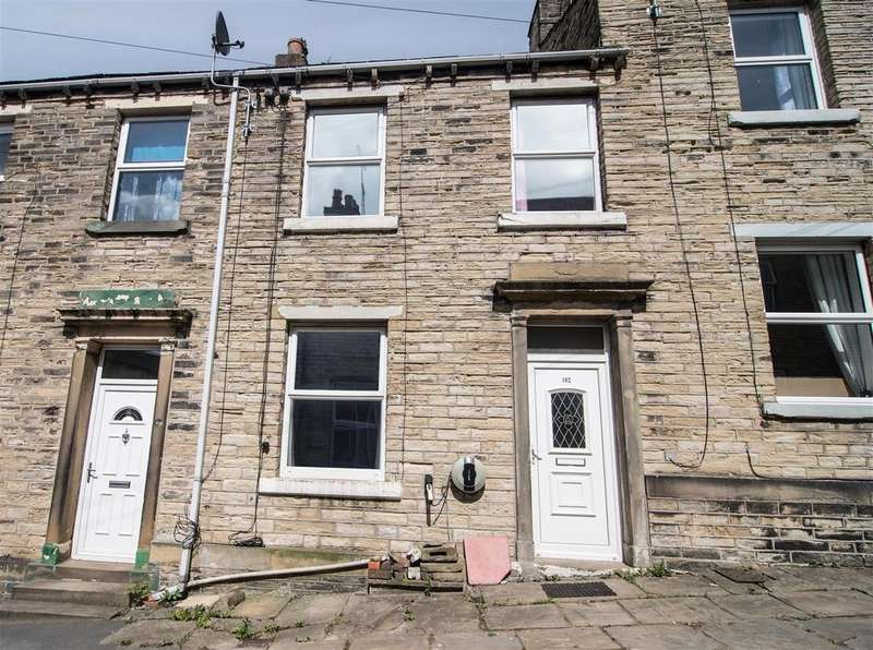 2 Bedrooms Terraced House for sale in Ravensknowle Road, Moldgreen, Huddersfield, HD5 8BL