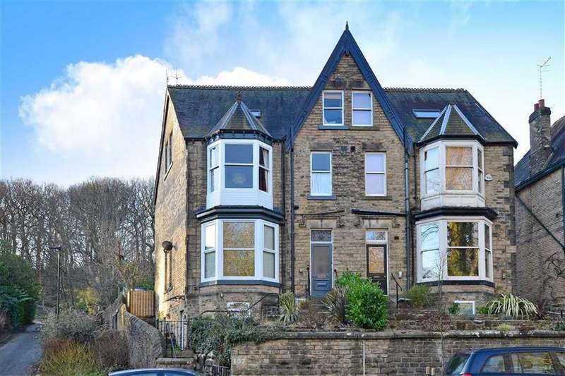 3 Bedrooms Flat for sale in Rustlings Road, Endcliffe Park, Sheffield, S11
