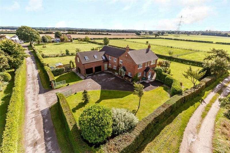 6 Bedrooms Detached House for sale in Ravensdale Lodge, Stillington, York, North Yorkshire, YO61