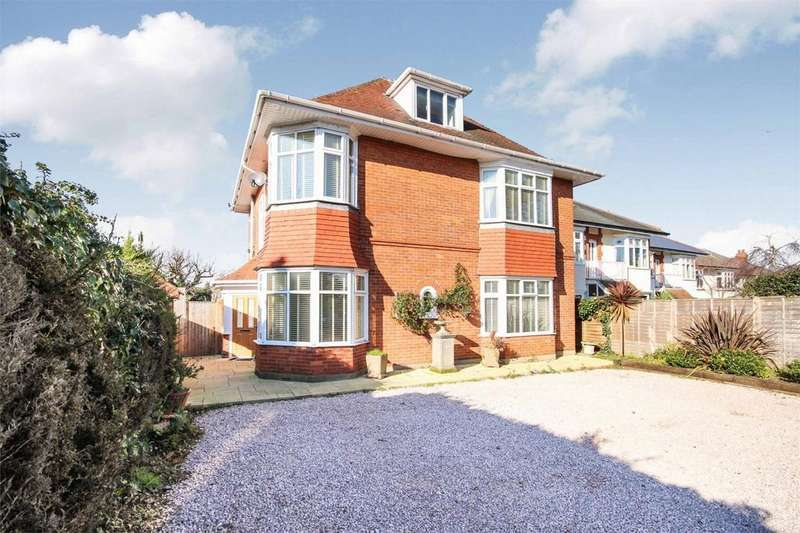 5 Bedrooms Detached House for sale in Heron Court Road, BOURNEMOUTH, Dorset