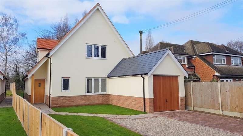 4 Bedrooms Detached House for sale in Woodham Mortimer