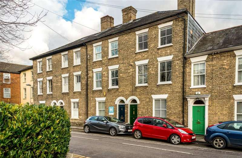 4 Bedrooms Terraced House for sale in Harcourt Terrace, Salisbury