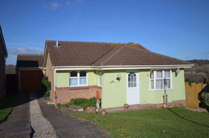 2 Bedrooms Bungalow for sale in Lamacraft Close, Dawlish, EX7