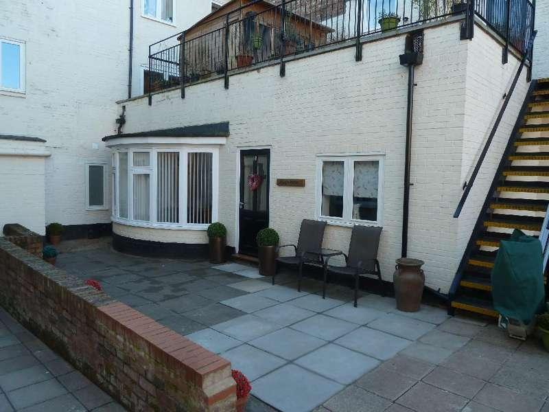 1 Bedroom Ground Flat for sale in High Street Melton Mowbray