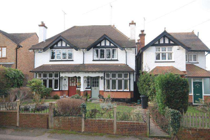 4 Bedrooms Semi Detached House for sale in SOUTH LEATHERHEAD