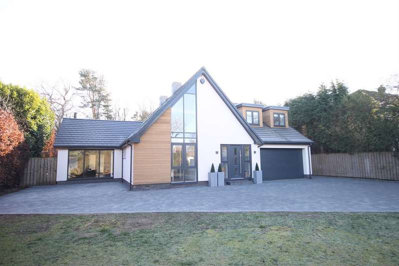 5 Bedrooms Detached House for sale in Middle Drive, Darras Hall