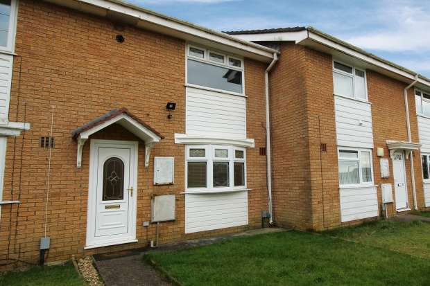 2 Bedrooms Terraced House for sale in St Davids Close, Swansea, West Glamorgan, SA4 6JX