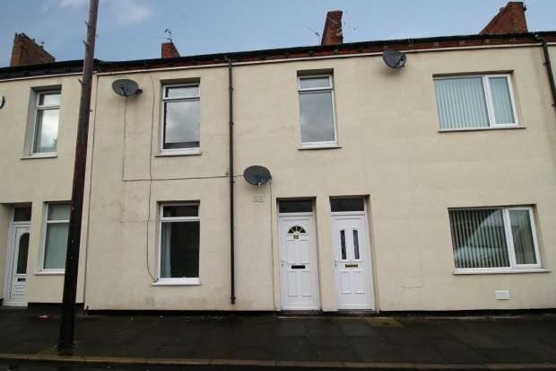 4 Bedrooms Flat for sale in Salisbury Street, Blyth, Northumberland, NE24 1JN