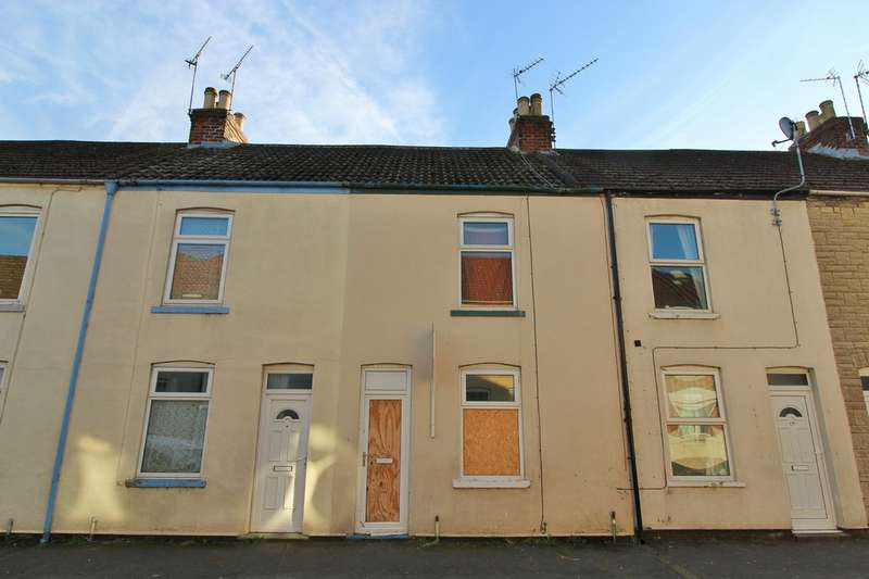 2 Bedrooms Terraced House for sale in Portland Terrace, Gainsborough DN21