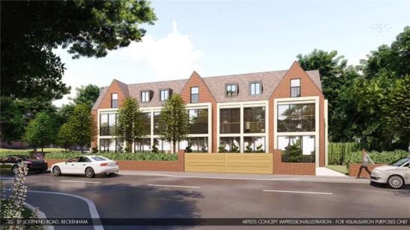 Property for sale in Southend Road Beckenham BR3