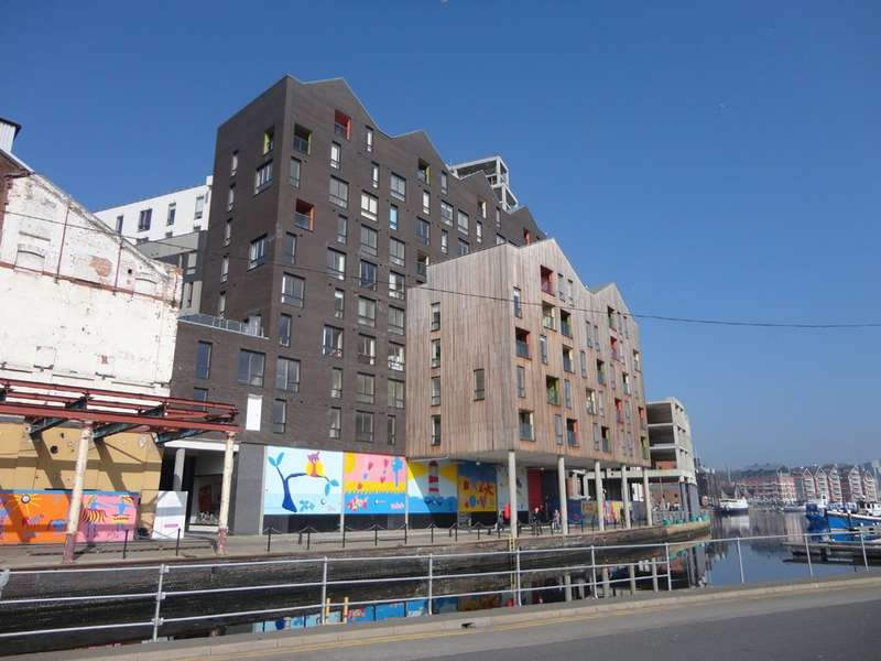 2 Bedrooms Apartment Flat for rent in Quayside The Mill IP4