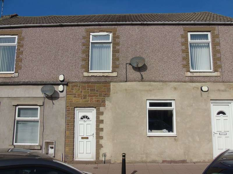 2 Bedrooms Apartment Flat for sale in Front Street, Newbiggin-by-the-Sea, Northumberland, NE64 6AA