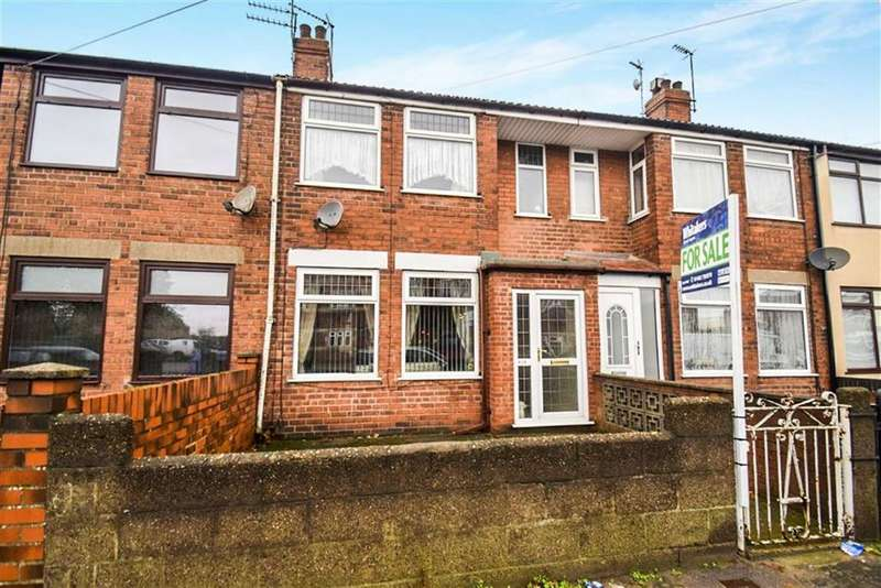2 Bedrooms Terraced House for sale in Southcoates Lane, Hull