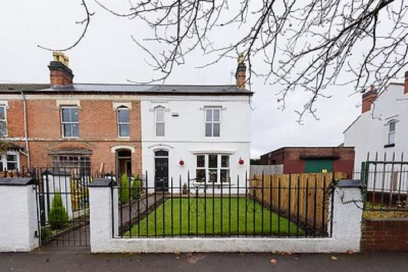 4 Bedrooms Semi Detached House for sale in Richmond Road, Solihull