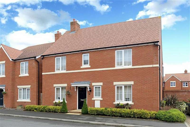 4 Bedrooms Detached House for sale in Toronto Avenue, Shrewsbury