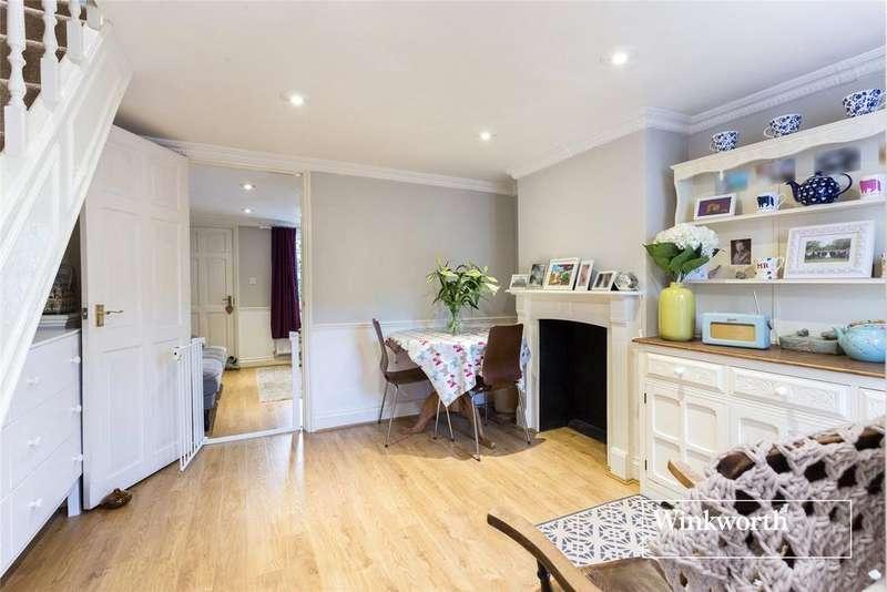 2 Bedrooms Terraced House for sale in Jones Cottages, Barnet Road, Arkley, Herts, EN5
