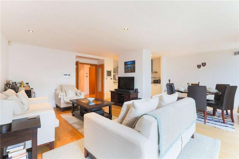 2 Bedrooms Flat for sale in Galileo Apartments, 48 Featherstone Street, City, London, EC1Y