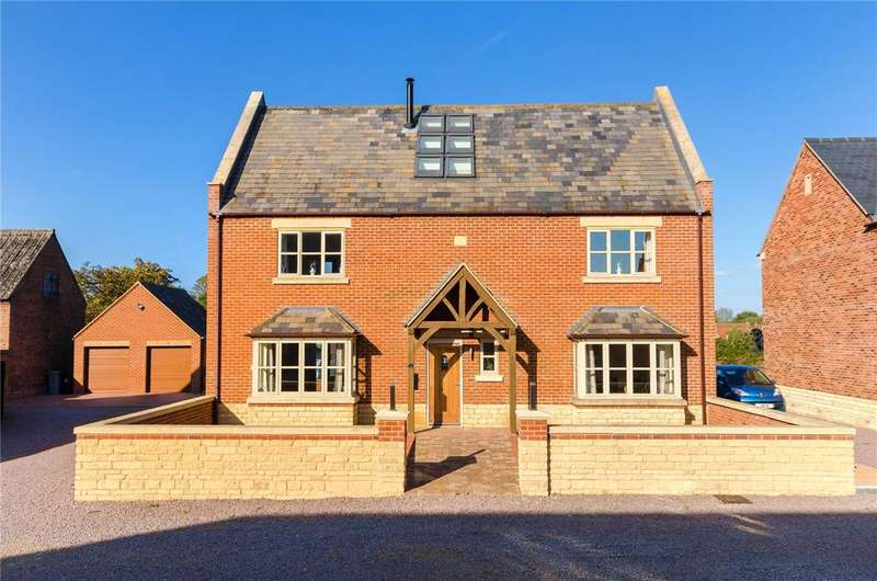 5 Bedrooms Detached House for sale in Sandygate Court, Horbling, Sleaford, NG34