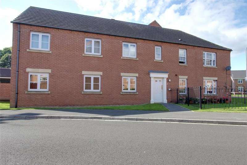 2 Bedrooms Flat for sale in Camsell Court, Linthorpe