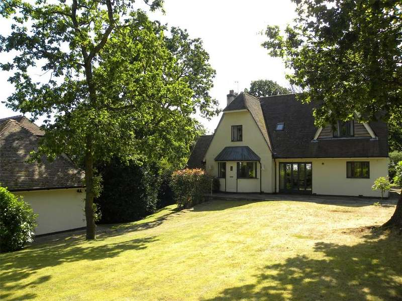 4 Bedrooms Detached House for sale in Milton Road, Lower Parkstone, Poole, Dorset, BH14