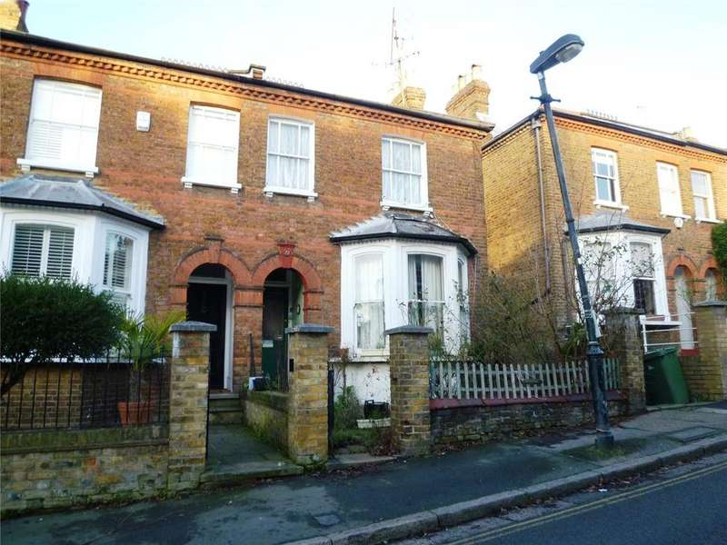 3 Bedrooms Semi Detached House for sale in West Street, Harrow, HA1
